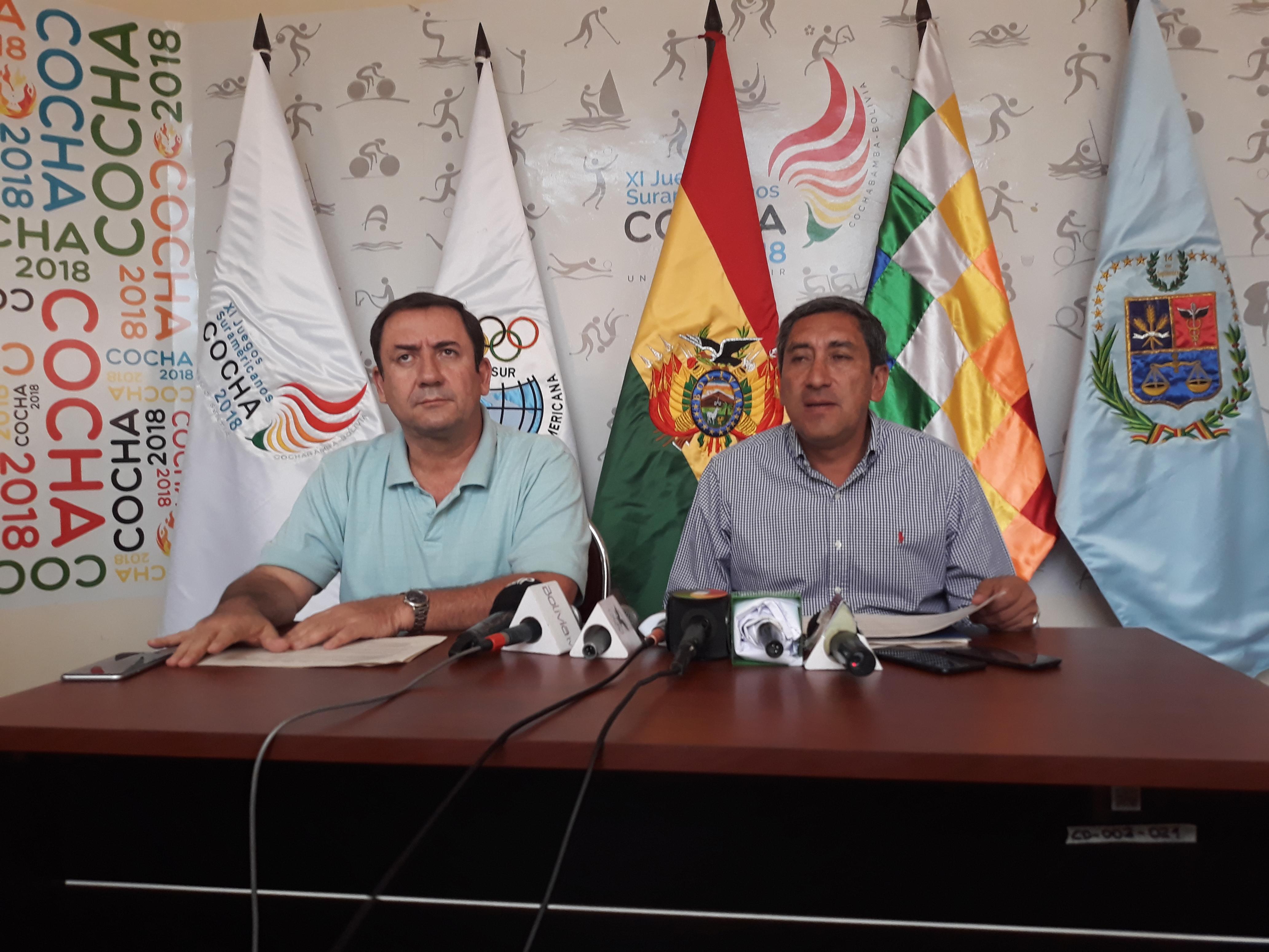 Comité Olímpico Boliviano y Ministerio de Deportes firman acuerdo