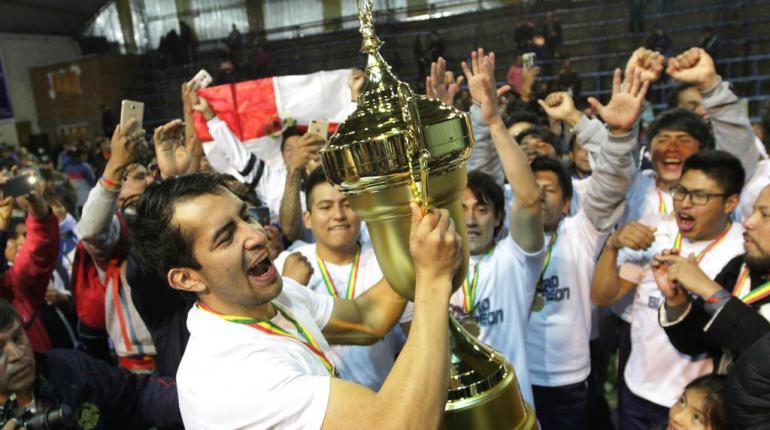 Calero se corona campeón y jugará la Liga Suramericana