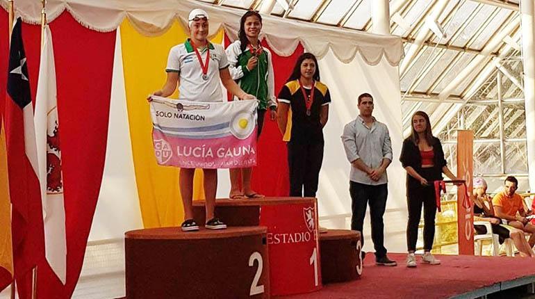 Torrez obtiene nuevo récord nacional y avanza al Mundial de Hangzhou, China