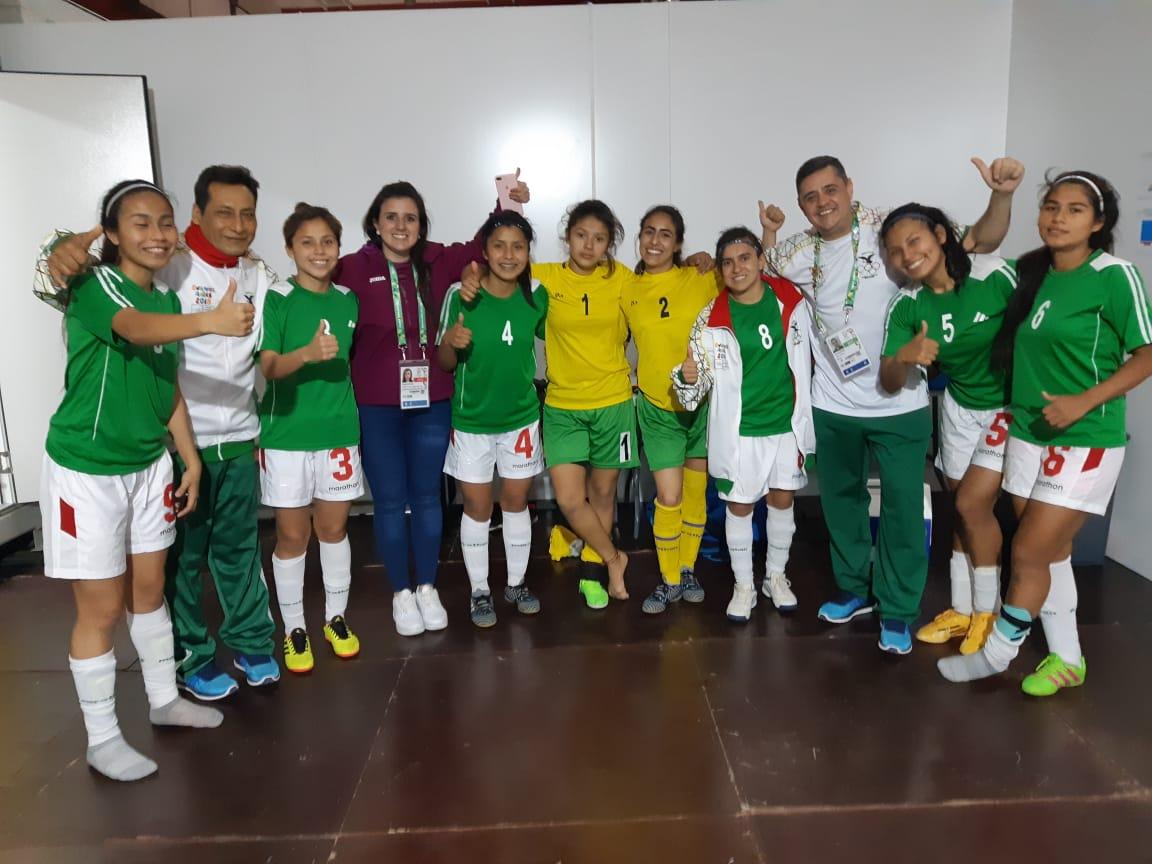Bolivia gana a Trinidad y Tobago y clasifica a la semifinal en los JJOO de la Juventud 2018
