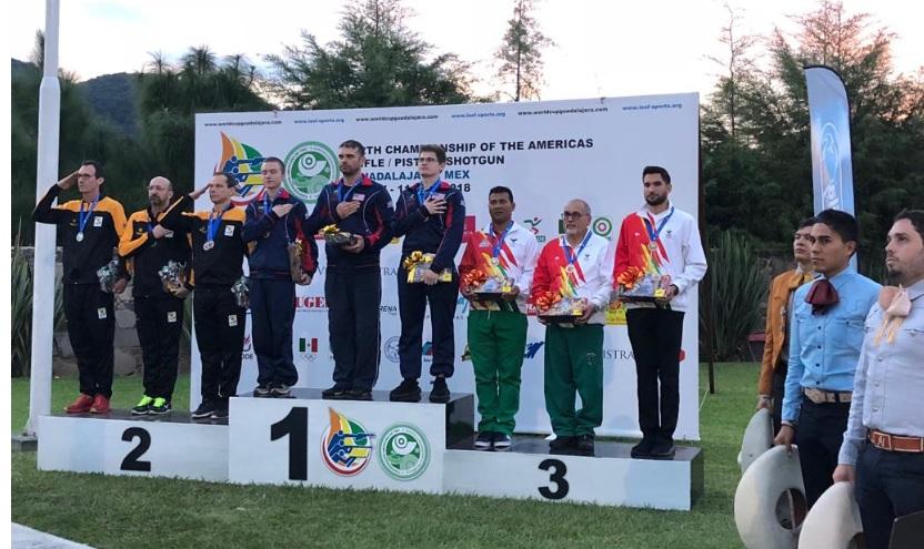 Deportistas en tiro deportivo confirman su presencia en Lima 2018