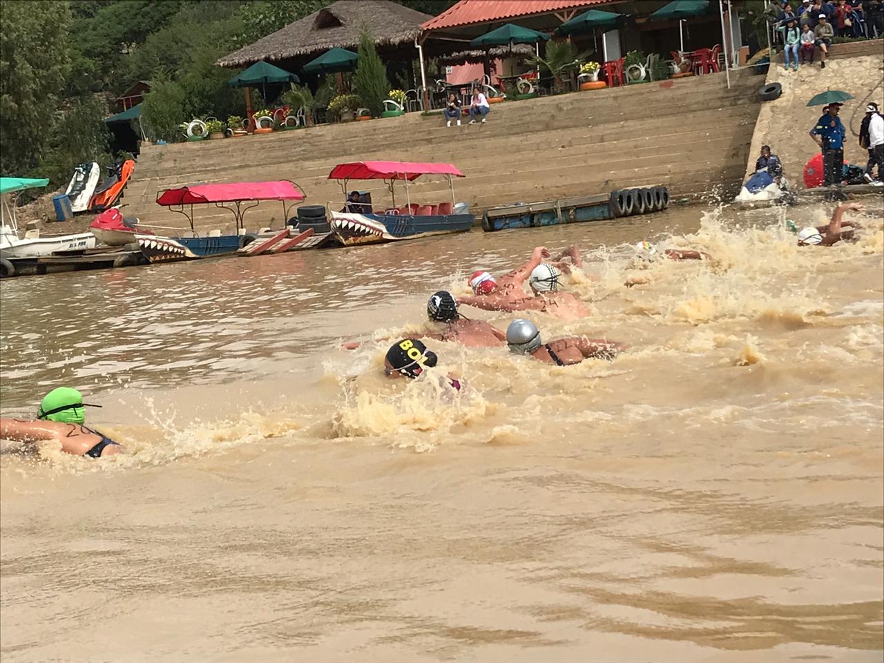 Se conformó la selección de aguas abiertas para sudamericano juvenil en Chile