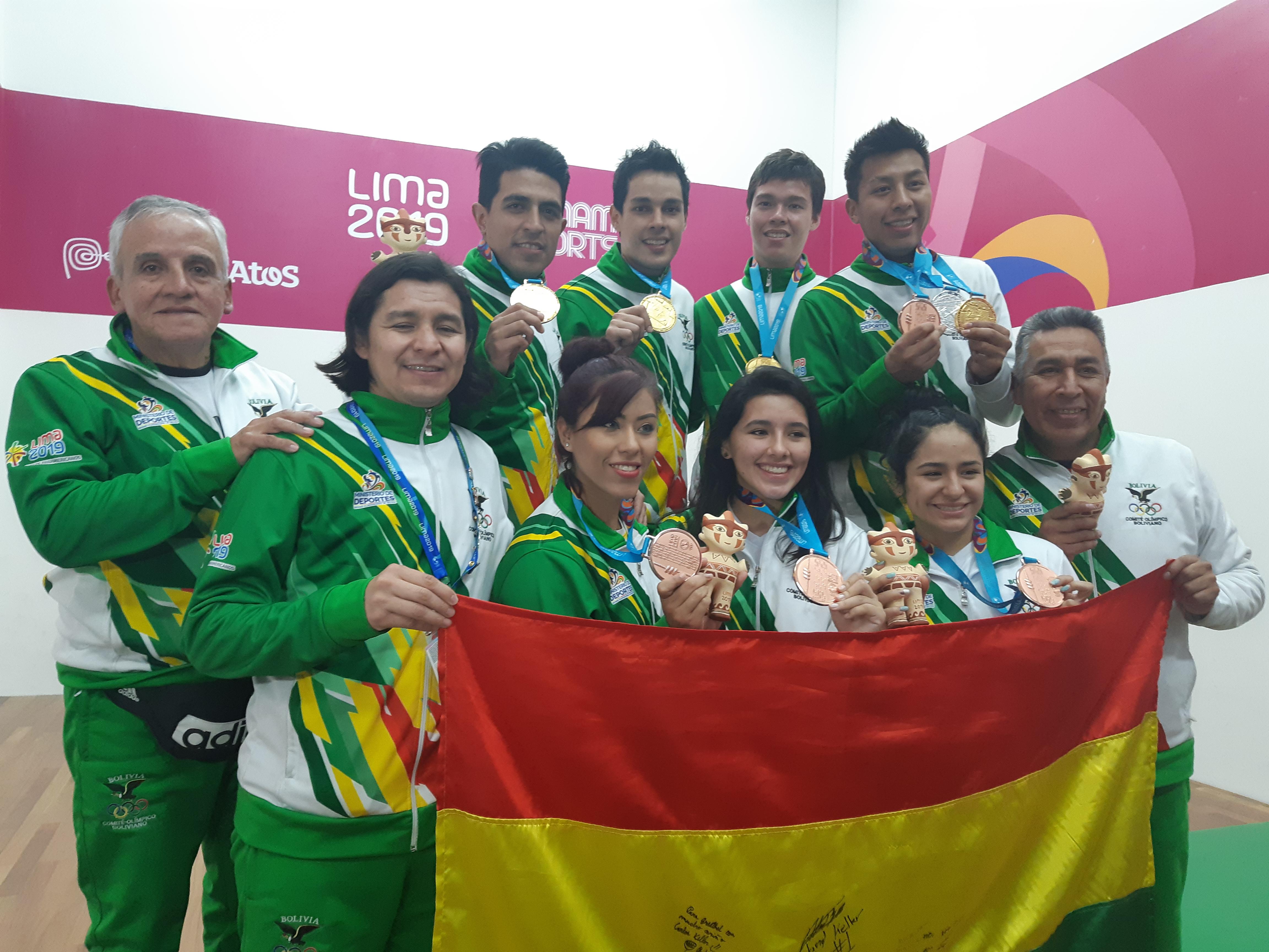 Santa Cruz será sede del Panamericano de Raquetbol