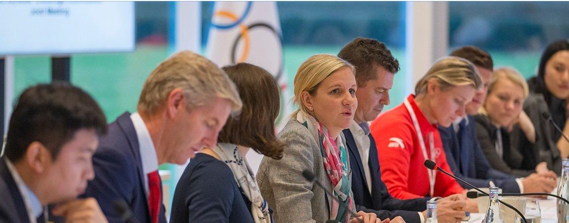 Declaración de la Comisión de Atletas del COI